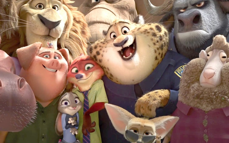 The lions and lambs of Zootopia | Think Christian