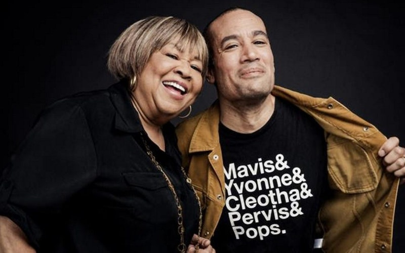 Mavis Staples Gets By with Help from Her Friends | Think