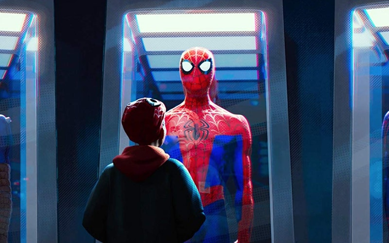 Spider Verse S Great Commission Think Christian