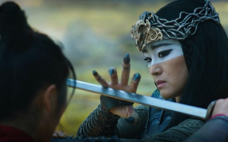 Mulan S Mesmerizing Witch Think Christian
