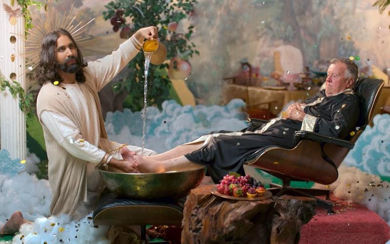 Dick Johnson's Barefoot Heaven | Think Christian